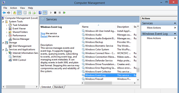 Windows-Event-Log