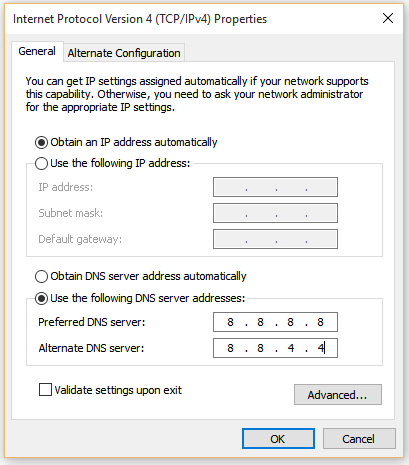 change-server-addresses