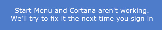 Start-Menu-Search-Cortana-not-working